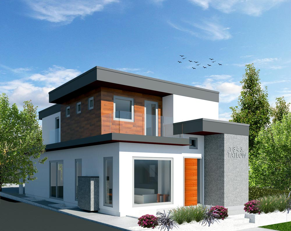 Custom home Construction West Van